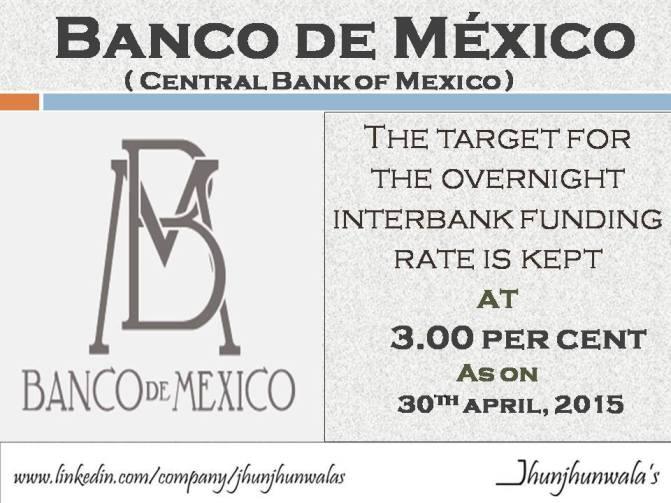 mexico monetary policy -30 april 2015-rupesh